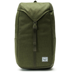 Herschel Thompson Rucksack olive night crosshatch